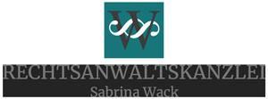 Logo - Rechtsanwalt Wack - Mandelbachtal / Saarbrücken